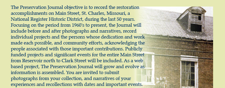 Preservation Journal